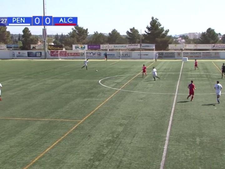 Futbol: Penya Esportiva – Alcúdia 24/03/2019