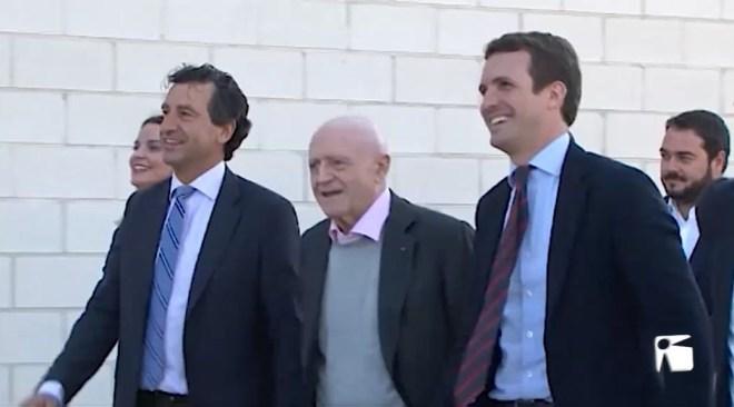 09/04/2019 Pablo Casado congrega més de 700 persones en el primer acte de campanya del PP a Eivissa
