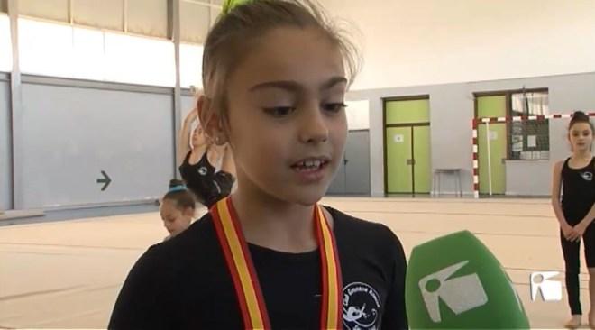 11/04/2019 Leire García una gimnasta d'or