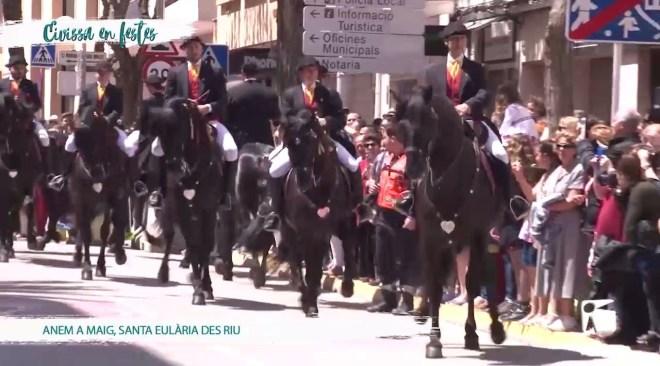 10/05/2019 Eivissa en Festes - Anem a Maig a Santa Eulària