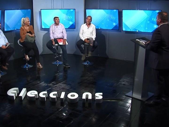 13/05 Especial Debat candidats a l'Ajuntament de Sant Joan