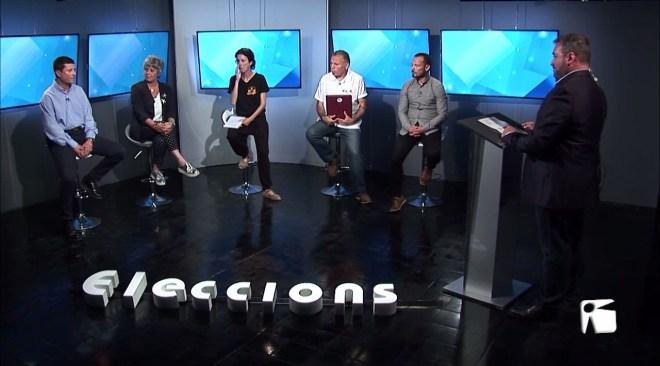 15/05 Especial Debat candidats a l'Ajuntament de Sant Antoni