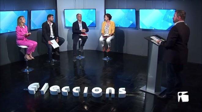 20/05 Especial Debat candidats a l'Ajuntament de Santa Eulària