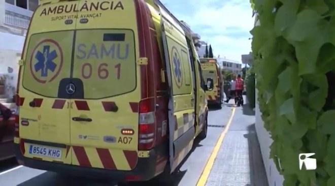 20/05/2019  Incident violent a Ses Figueres