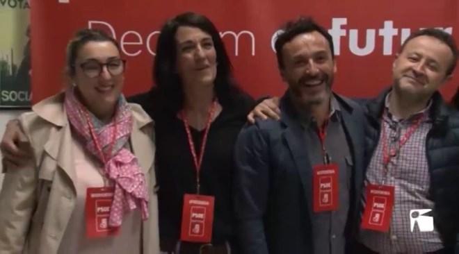27/05/2019 El PSOE de Formentera vol dos anys al Parlament