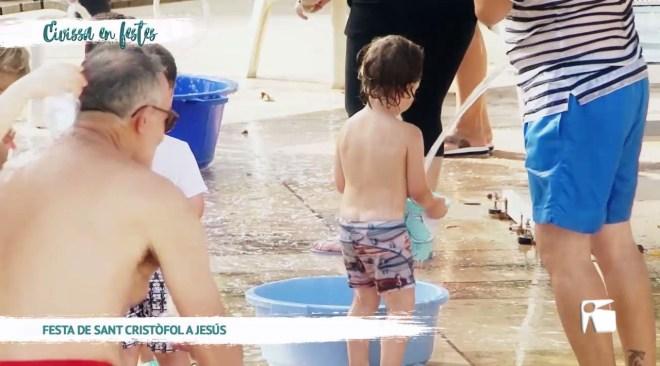 12/07/2019 Eivissa en Festes - Festa de Sant Cristòfol a Jesús