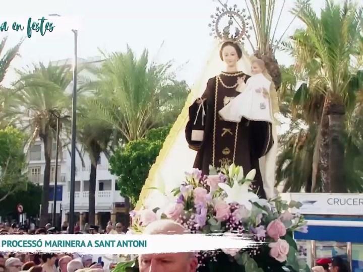 29/07/19 Eivissa en Festes – Missa i processo Marinera a Sant Antoni