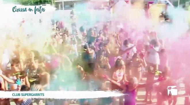 18/08/2019 Eivissa en Festes - Club Supergarrits