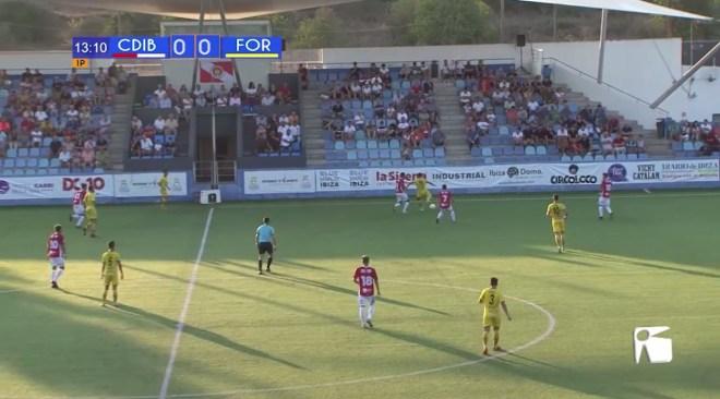 24/08/2019 Futbol: CD Ibiza – Formentera
