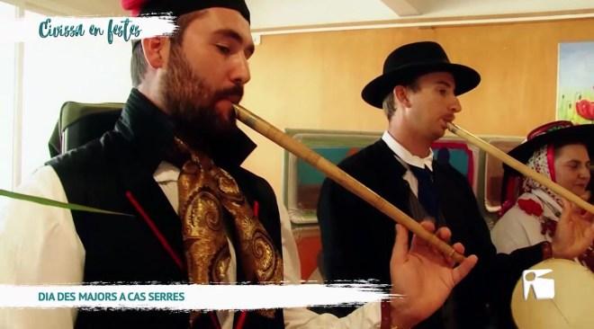 01/10 Eivissa en Festes: Dia des majors a Cas Serres