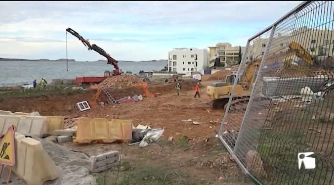 23/10/2019 Sant Antoni es recupera del tornado de dimarts