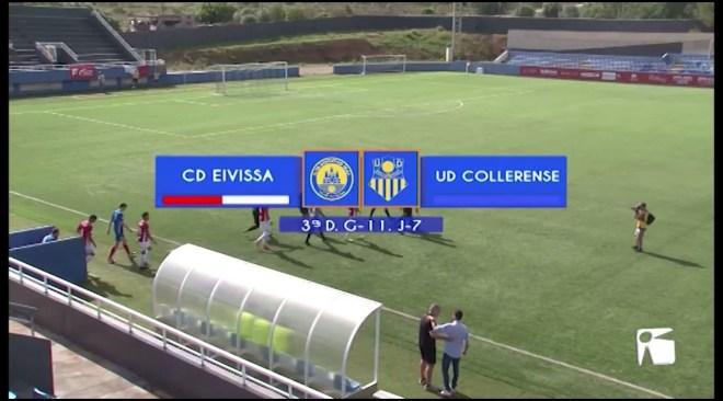 05/10/2019 Futbol: CD Ibiza - UD Collerense