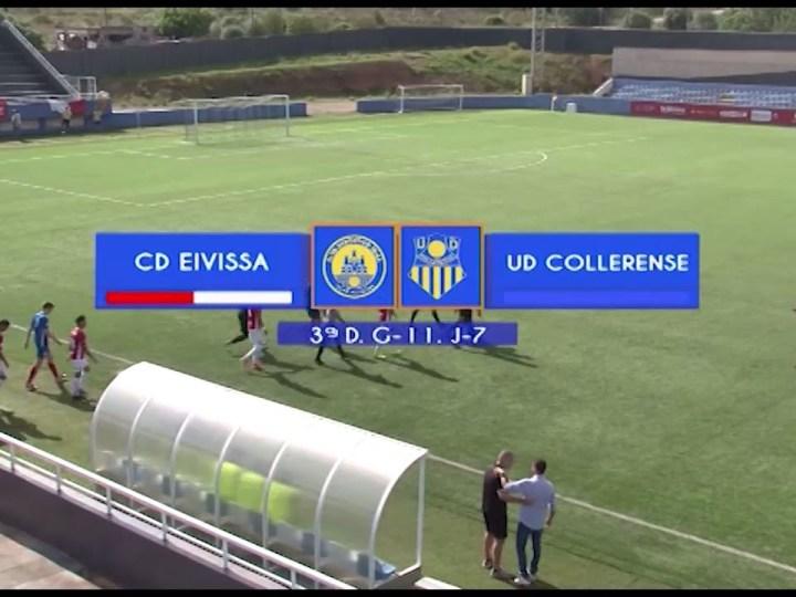 05/10/2019 Futbol: CD Ibiza – UD Collerense
