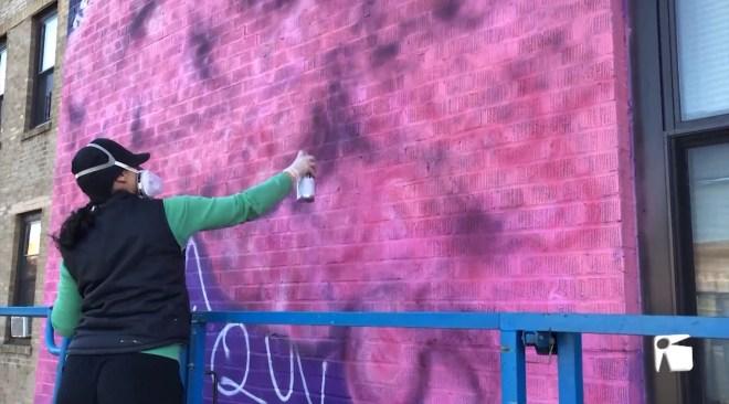 17/10/2019 Art pitiús als carrers del Bronx