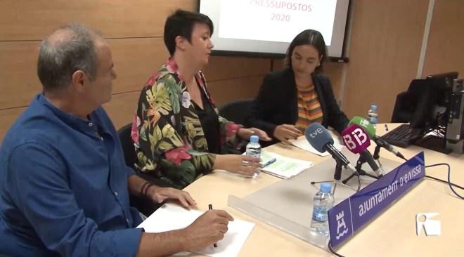 29/10/2019 Vila presenta el seu pressupost més alt de la història