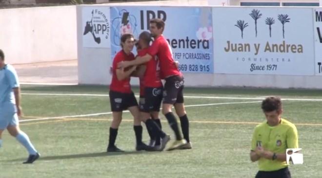 04/11/2019 El Formentera goleja al Portmany