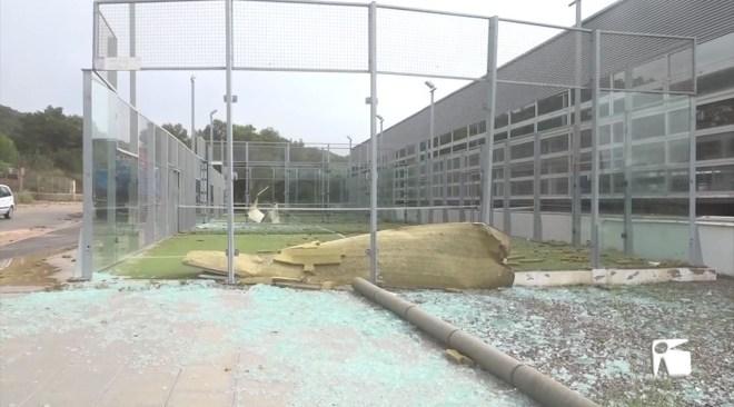 07/11/2019 Segon intent de l'Ajuntament de Sant Antoni per demanar ajudes per