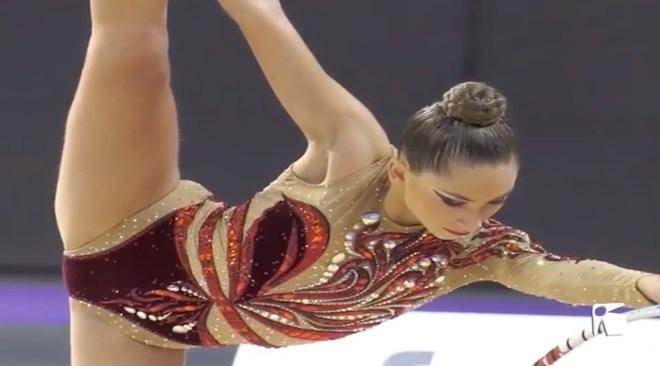 19/11/2019 Medalla de Plata per n'Elena Gabriela Parvu