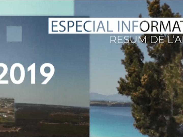 25/12 TEF Notícies – Especial resum de l'any 2019
