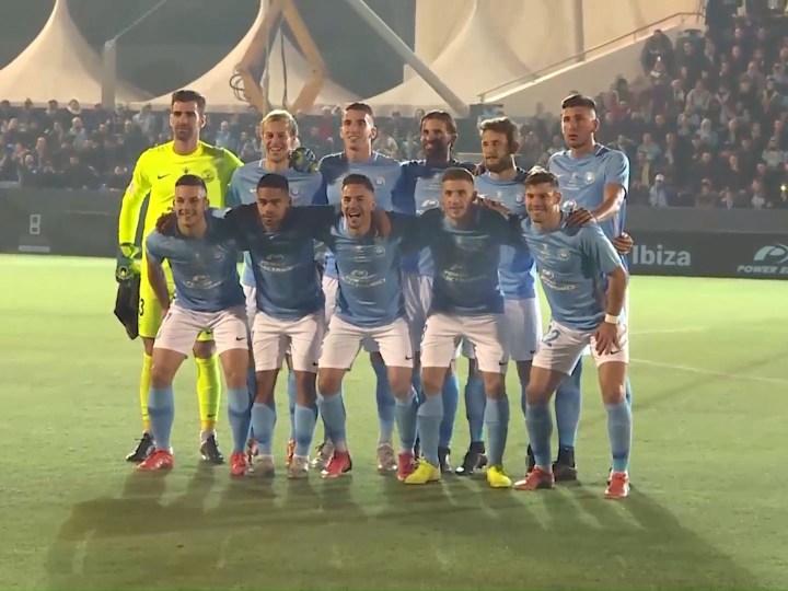 23/01/2020 Un gol del Barça en l'últim minut condemna l'Eivissa a la Copa