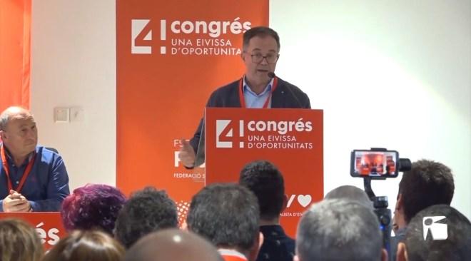 27/01/2020 'Agustinet', nou líder dels socialistes eivissencs