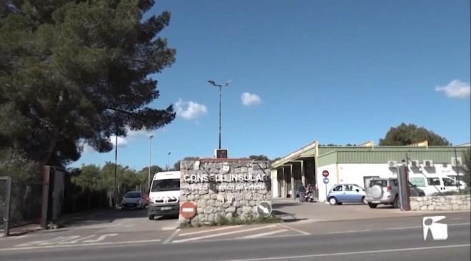 07/01/2020 Les noves estacions d'ITV mòbils d'Eivissa podrien estar en marxa a final de mes
