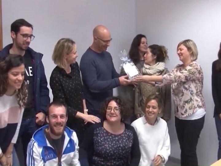 17/02/2020 L'IES Quartó del Rei, premiat per la seva dedicació amb l'alumnat asperger