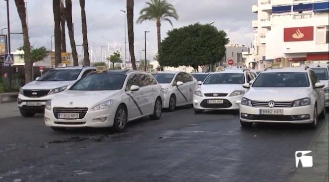 18/02/2020 Millores al sector del taxi d'Eivissa