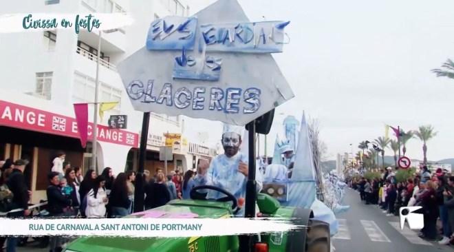 25/02/20 Eivissa en Festes - Rua de carnaval a Sant Antoni de Portmany
