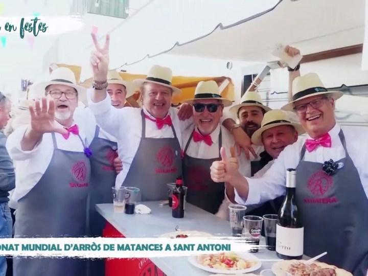 02/02 Eivissa en Festes – VIII Campionat Mundial d'Arròs de Matances