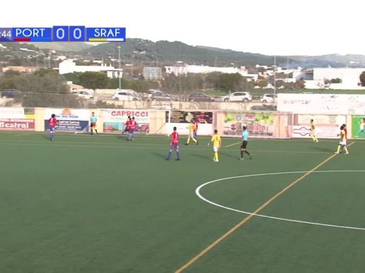 02/02 Futbol: SD Portmany – CF Sant Rafel