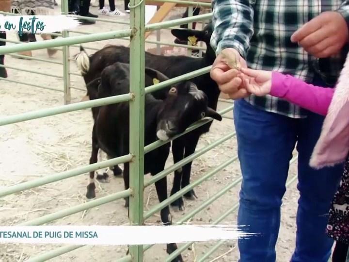 16/02 Eivissa en Festes – Fira Artesanal del Puig de Missa