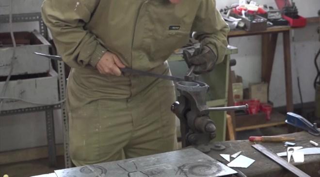 L'art de donar forma al metall
