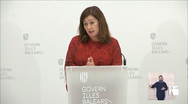 13/03/2020 Balears es tanca davant el coronavirus
