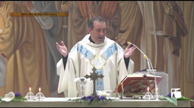 17/05 Missa solemne del Dia Gran de Puig d'en Valls