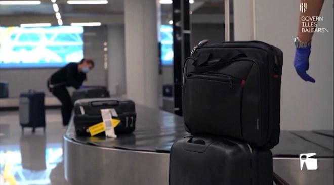 18/05/2020 Eivissa seguirà rebent passatgers internacionals