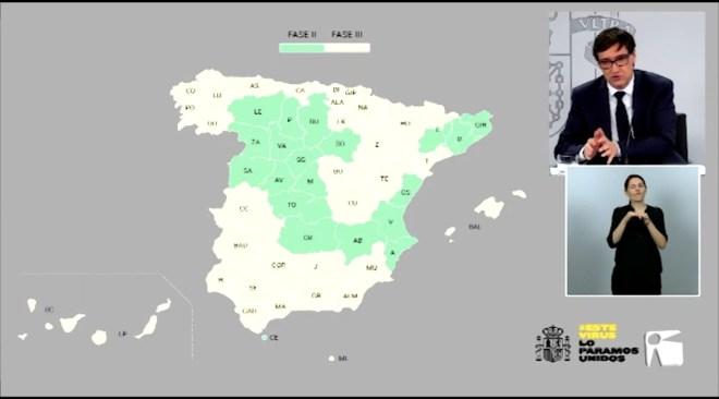 05/06/2020 El proper dilluns Eivissa entra en la fase 3