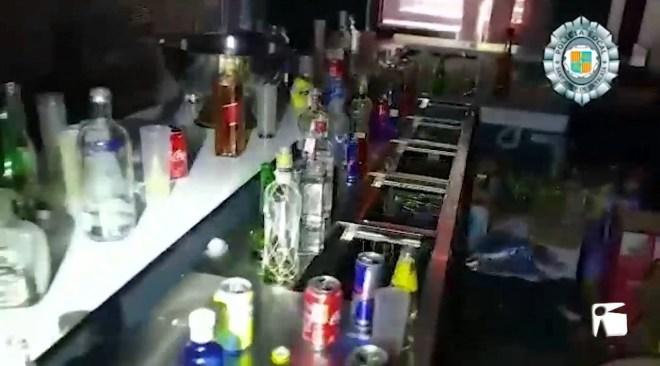 21/07/2020 Desmantellada una festa amb 100 persones a Casa Lola