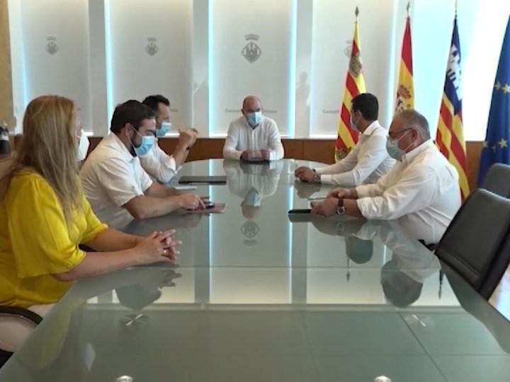 28/07/2020 Mig milió d'euros per als ajuntaments