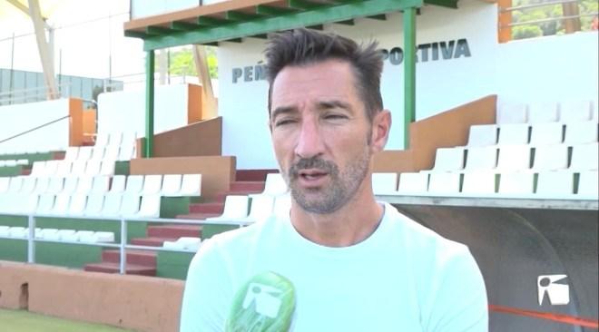 29/07/2020 Raúl Casañ abandona la Penya Esportiva