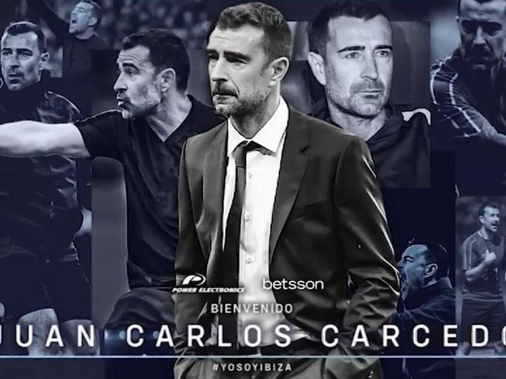 03/08/2020 Carcedo, nou tècnic de l'UD Eivissa
