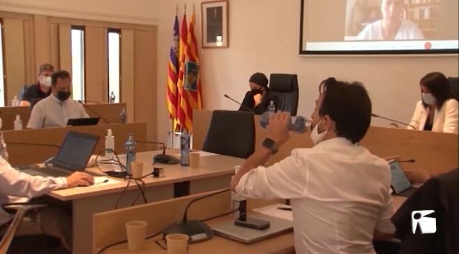 01/10/2020 La pandèmia centra el debat sobre l'estat de Formentera