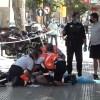 30/10/2020 Ferit greu un home en caure d'un balcó després de rebre una cutxillada a Vila