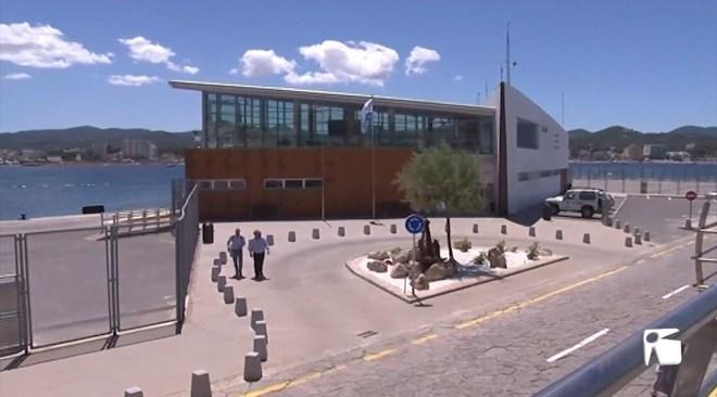 12/11/2020 Contactes per decidir el futur del Port de Sant Antoni