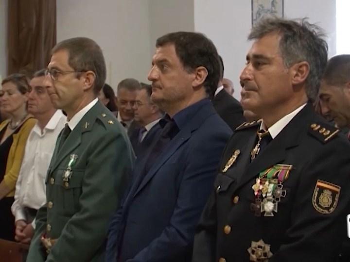 14/12/2020 Gómez Bastida deixa la comandància de la Guàrdia Civil