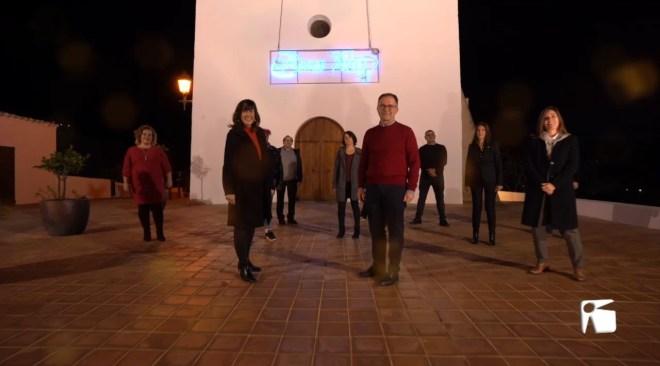 24/12/2020 Missatge de Nadal de l'ajuntament de Sant Josep