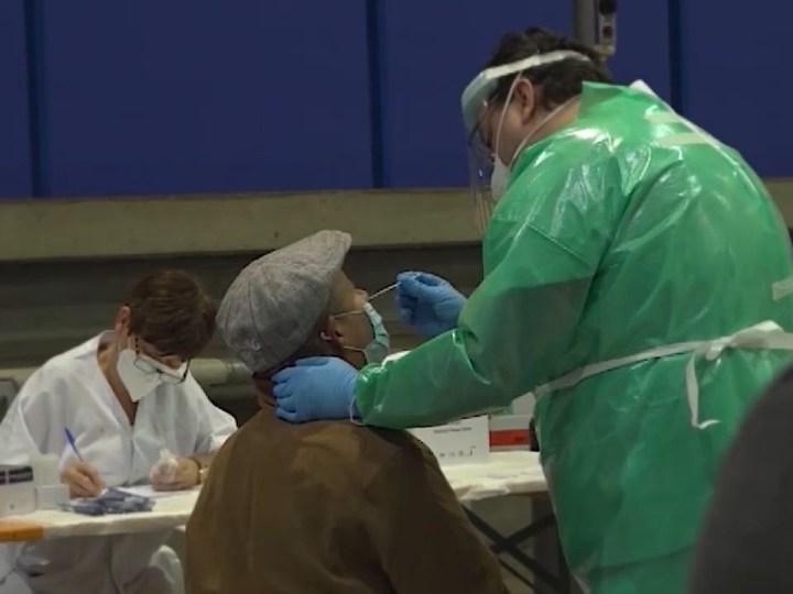 19/01/2021 La soca britànica no provoca l'augment dels contagis