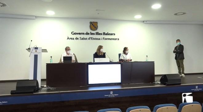 29/01/2021 Dos metges més per evitar trasllats a Son Espases