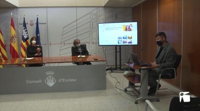 15/02/2021 Un portal web que recull tota l'oferta cultural i patrimonial d'Eivissa