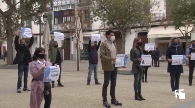 04/03/2021 Patronals i associacions d'Eivissa formen un front comú per reclamar ajudes
